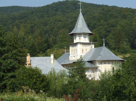 Manastirea Sfantul Sava - Berzunti