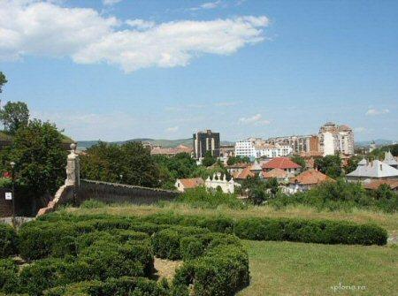 Manastirea Sfantul Ioan Botezatorul, Alba lulia