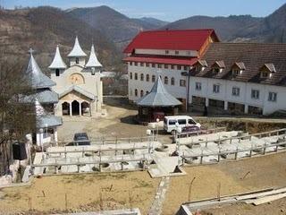 Manastirea Carcea