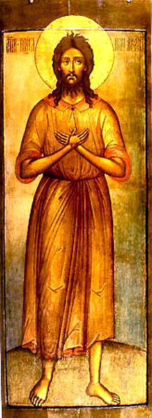 Sfantul Alexie, omul lui Dumnezeu
