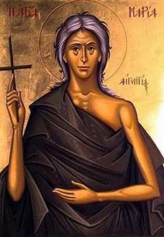 Maria Egipteanca si drumul de la desfranare la sfintenie