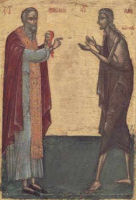 Sfanta Maria Egipteanca