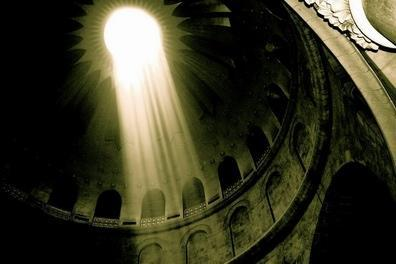 Minunea de la Sfantul Mormant si Martirul Sfintei Lumini - Anul 1326