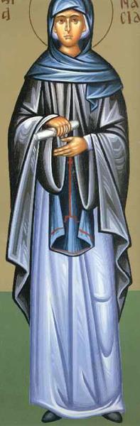 Sfanta Cuvioasa Atanasia