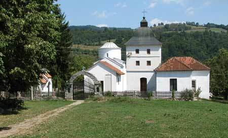 Biserica Alba din Karan