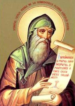 Sfanta si Marea Luni (Denie) Sfantul Cuvios Vasile de la Poiana Marului; Sfantul Evanghelist Marcu