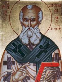 Aducerea moastelor Sfantului Atanasie cel Mare; Sfantul Atanasie al III-lea, Patriarhul Constantinopolului