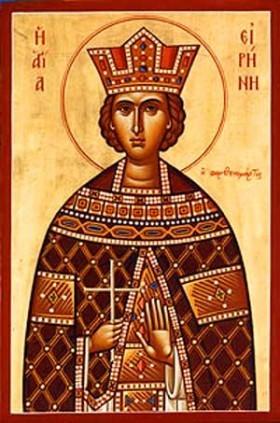 Invierea Domnului - Sfintele Pasti; Sfanta Irina