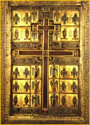A treia zi de pasti; Aratarea semnului Sfintei Cruci pe cer la Ierusalim