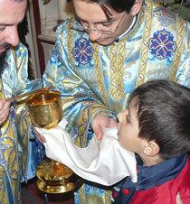 Sfanta Euharistie