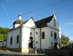 Manastirea Sfantul Onufrie - Lavriv