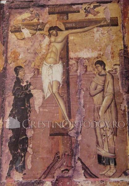 Manastirea Filoteu - Icoana Rastignirea