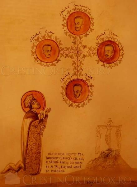 Maria Brancoveanu - mama si sotie de sfinti