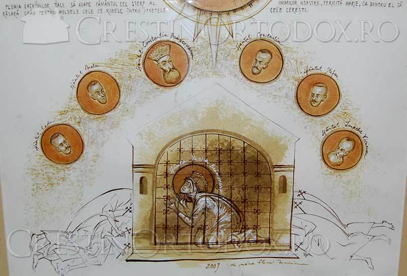 Sfanta Maria Brancoveanu - Temnita Sfintilor Martiri