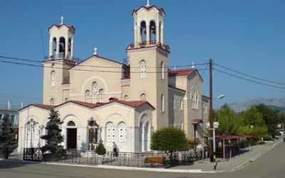 Manastirea Sfantul Ioan Rusu - Insula Evia