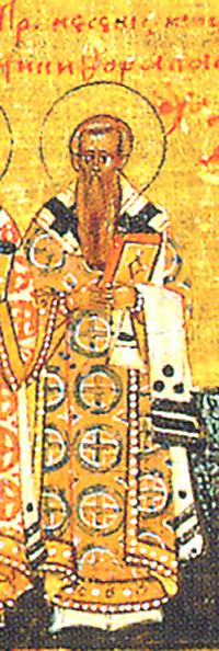 Sfantul Nichifor Marturisitorul, Patriarhul Constantinopolului