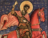Aducerea moastelor Sfantului Mucenic Teodor Stratilat