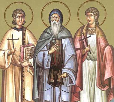 Sfintii Mucenici Manuil, Savel si Ismail