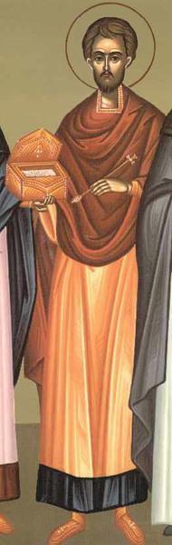 Sfantul Mucenic Ioan