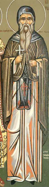 Sfantul Cuvios Gherasim