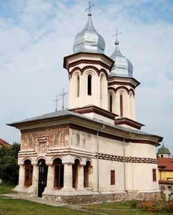Biserica Subesti - Sfantul Spiridon