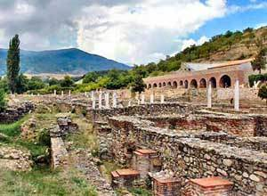 Via Egnatia - drumul antic roman