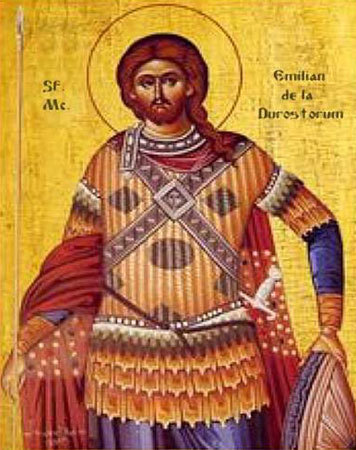 Sfantul Emilian de la Durostor