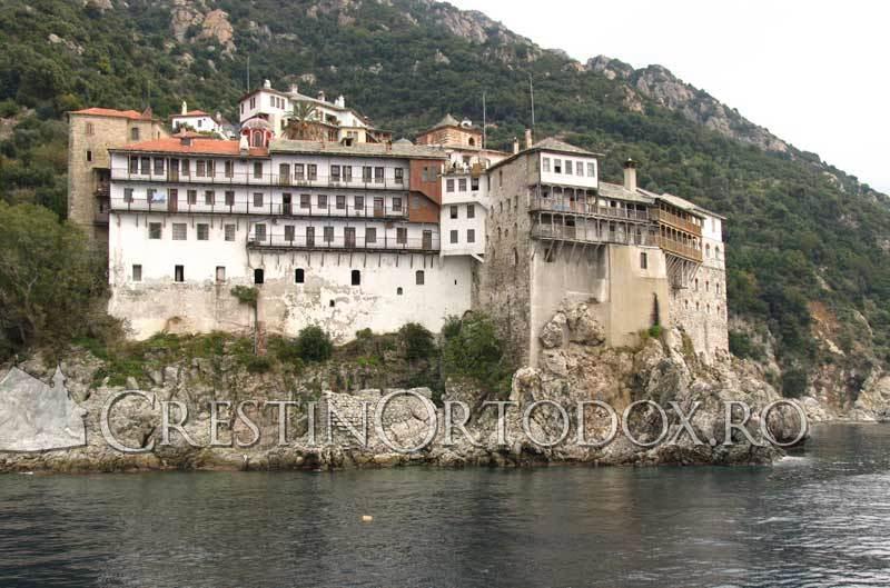 Sfantul Munte Athos - manastire athonita