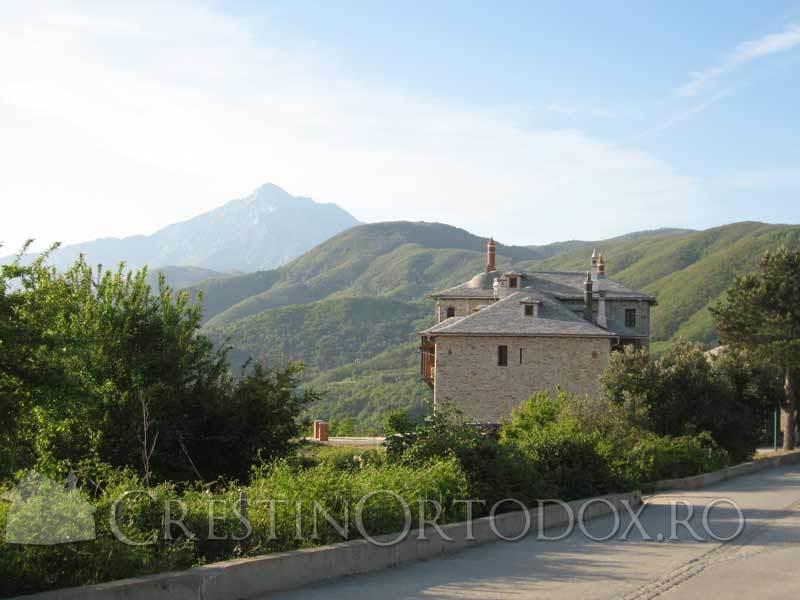 Chilie pe Sfantul Munte Athos