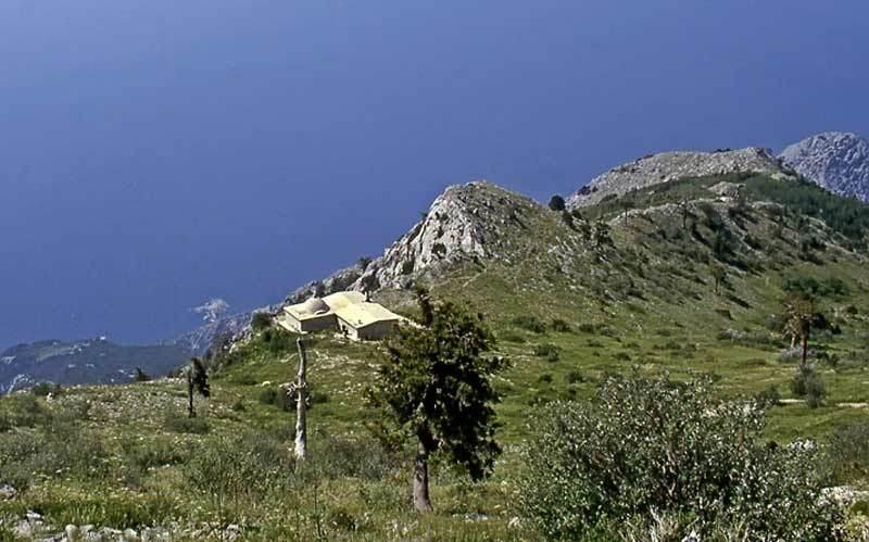 Chilia de la Athos - Sfantul Munte Athos