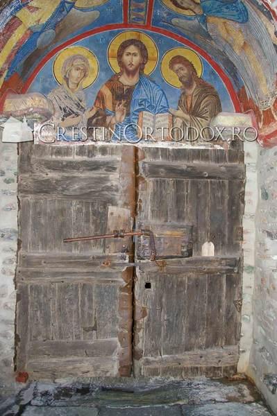 Manastirea Dionisiu - Poarta