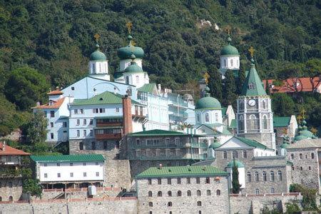Sfantul Munte Athos - Gradina Ortodoxiei Universale