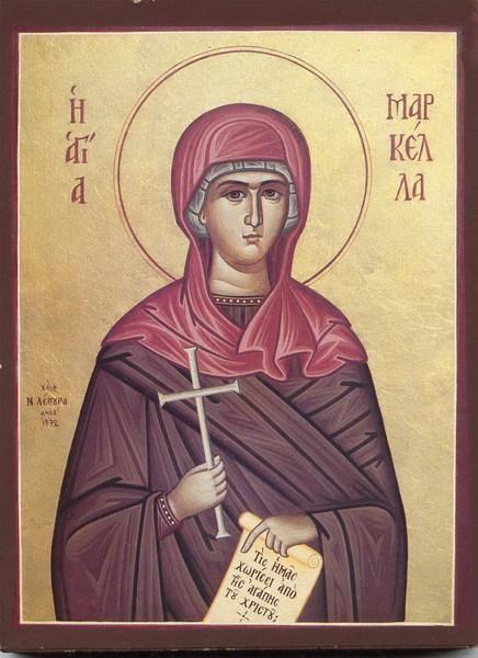 Sfanta Cuvioasa Marcela