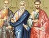 Sfintii Apostoli Sila, Silvan, Crescent, Epenetos si Andronic