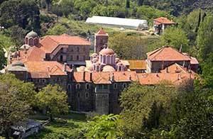 Manastirea Constamonitu - Sfantul Munte Athos