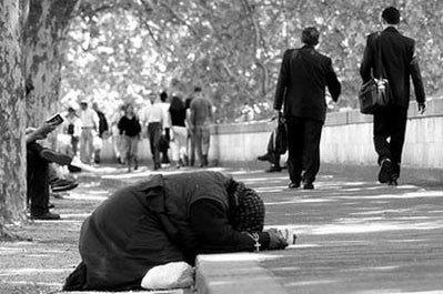 Milostenia incurajeaza cersetoria?