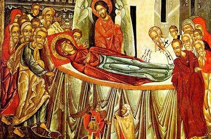 Lasata secului pentru Postul Sfintei Marii