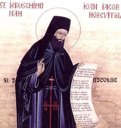 Sfantul Ioan Iacob Hozevitul