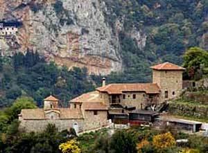 Manastirea Filosofu din Arcadia - Philosophou