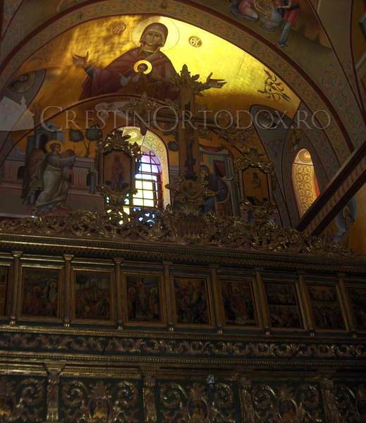 Manastirea Schimbarea la Fata - Catapeteasma