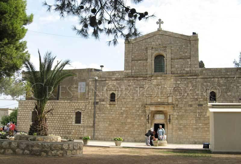Manastirea Schimbarea la Fata - Tabor
