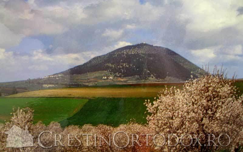 Muntele Tabor - Tara Sfanta