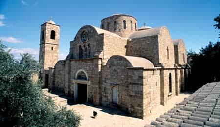Mormantul Sfantului Apostol Barnaba - Salamina