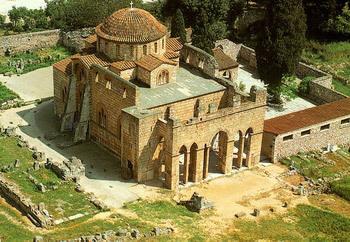 Manastirea Dafni - Dafne