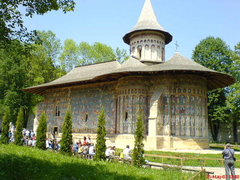 Pelerinaj in Nordul Moldovei