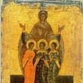 Sfanta Sofia si fiicele sale Pistis, Elpis si Agapis