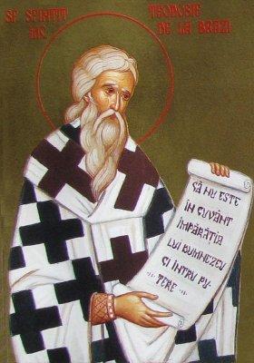Sfantul Ierarh Teodosie de la Brazi