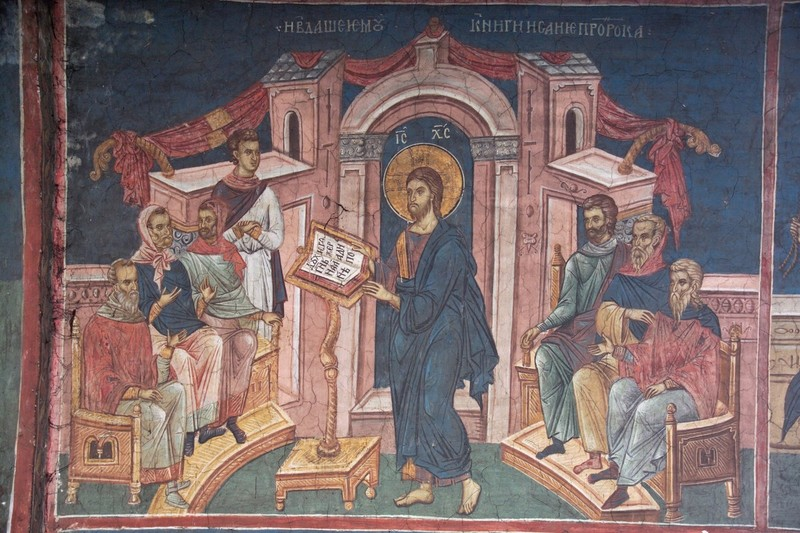 Domnul nostru Iisus Hristos si educatia