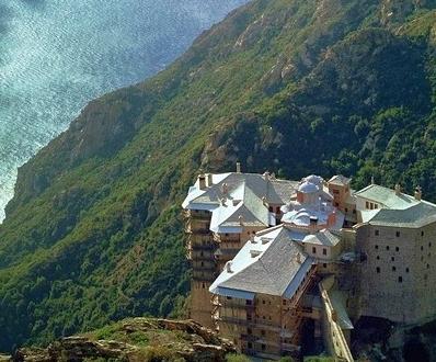Manastirea Simonos Petras