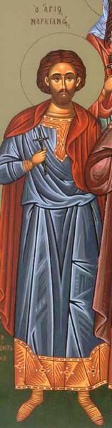 Sfantul Mucenic Marchian